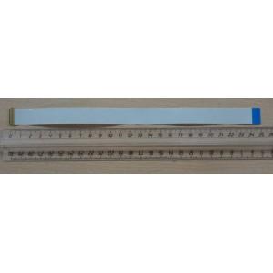Кабель обратный 250мм 30pin шаг 0.5мм с разъемом 30pin eDP