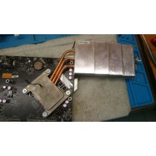 Радиатор термотрубка Apple A1312 730-0584 CPU