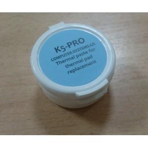 Жидкая термопрокладка K5-PRO банка 20г 5.3 W/m.K