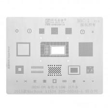 Трафарет MAC 1 Apple MacBook A1534 2015 SR23G 820-00045-A