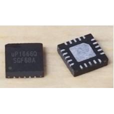 uP1666QQKF QFN-20